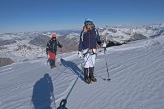 Arrivée au Col de la Girose