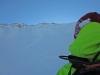Descente à ski de la Tête des Fournéous.