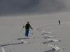 A ski dans le Vallon de l\'Opon.