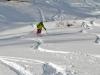 C\'est tout bon le ski à Sestriere.