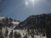 Ski hors pistes à Montgenevre