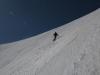 Ski hors pistes aux Monts de la Lune