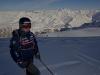 Florian sur le glacier de la Girose à la Grave.