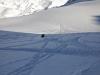 Surf sur le Glacier à La Grave