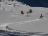 La Doire en hors pistes à Montegnevre