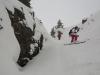 Ski Hors Pistes à Montgenevre secteur la Doire
