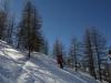 Ski Hors Pistes à Sestriere, Anfiteatro