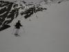 ski hors pistes a val thorens, vallon du Bouchet