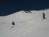 ski hors pistes a sestriere sous Fraiteve