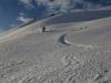 Ski de rando à Freissinières.