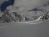 Descente à ski du Pic du Glacier d\'Arsine
