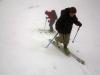Les premières conversions en ski de randonnée