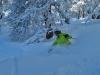 Ski Hors Pistes à Puy Saint Vincent, le Bois des Coqs.