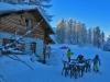 Ski Hors Pistes à Puy Saint Vincent, c\'est reparti aprés Tournoux !.