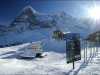 Le topo de la face nord à la Kleine Scheidegg !
