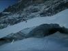 Retour à la grotte de glace.