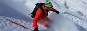 Ski avec Escalade Aventure