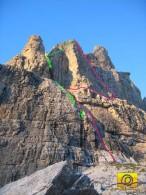 escalade-dolomites-brenta-castelletto-inf-gasperi