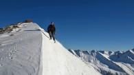 Queyras : ski à la Gardiole du Roux d'Abries