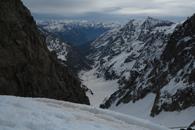 Ski de rando au Pas des Aupillous