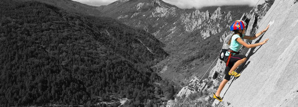 escalade en falaise avec Escalade Aventure et Guillaume CHRISTIAN, Guide de Haute Montagne