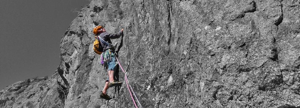 escalade aventure escalade en grandes voies dans le grand briançonnais