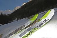 ski de randonnée à puy Saint Vincent avec Escalade Aventure