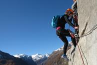 Via Ferrata de Freissinières avec un Guide de Haute Montagne Alpes Aventure