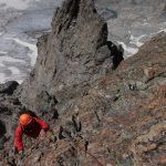 Alpinisme au sommet ouest du Rateau avec Alpes Aventure