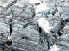 Crevasses du Glacier
