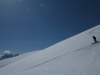 Ski hors pistes vers la Capanna Mautino
