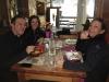 Repas italien à La Coche