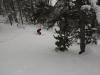 Ski Hors Pistes à Montgenevre : Descente de la Vachette