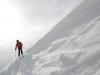 Ski Hors Pistes à Montgenevre vers le Chalvet