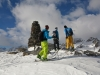 Ski de rando, La Blanche, Pelvoux, Freeride !