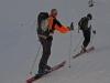 Montée en ski de rando