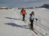 Fin de la montée en ski de rando, bientôt les Neyzets !