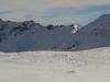 Le Mont Viso apparait par le col du Bal