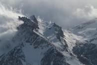 Ski de randonnée à Freissinieres avec un guide de haute montagne des Ecrins